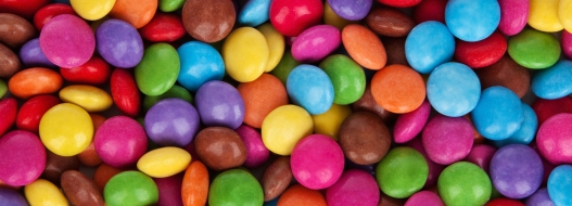 smarties background